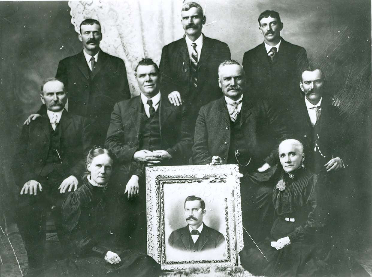 Henry Mower Jr. Family